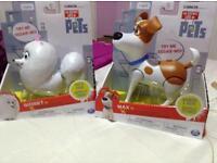 Secret life of pets toy