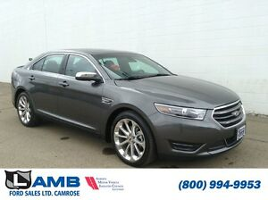 2016 Ford Taurus Limied AWD 3.5L V6 Moonroof Navigation Heated S