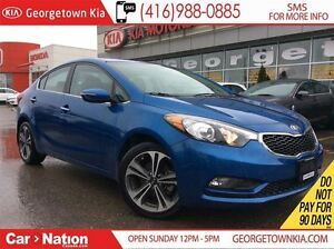 2014 Kia Forte 2.0L EX | HEATED SEATS | BACKUP CAM | ONE OWNER |
