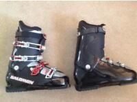 Saloman ski boots 7 IM pact