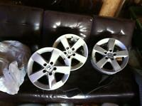 16 inch factory honda rims. 4 are in GREAt shape