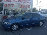 2010 Honda Civic DX-G TEXTO 514-794-3304