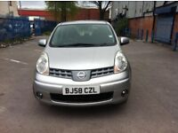 Nissan Note (58) 1.4 petrol Excellent Runner