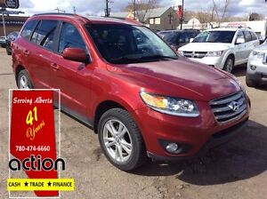 2012 Hyundai Santa Fe Sport V6 leather/2 year warranty