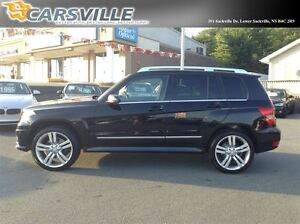 2012 Mercedes-Benz GLK-Class GLK350 BLACK on BLACK!!
