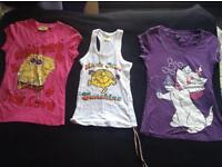 Girls/ Ladies t-shirt bundle