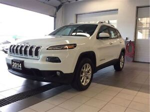 2014 Jeep Cherokee North - One Owner