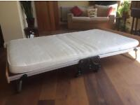 Small Double Jay-Be folding bed
