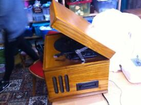Crosley Record CD Player