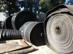 RUBBER CONVEYOR BELT ALL WIDTHS AND LENGTHS Moss Vale Bowral Area Preview