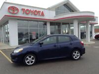 2013 Toyota Matrix LOW KM'S CRUISE MOON ROOF