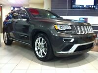 2015 Jeep Grand Cherokee Summit DIESEL ***LOCATION SEULEMENT --