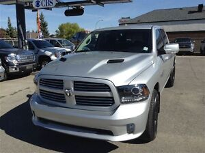 2013 Ram 1500 Sport | Heated/AC Leather | Uconnect |