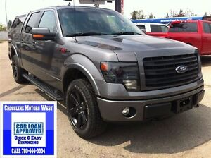 2014 Ford F-150 FX4 | Leather/Suede | SYNC Touch Screen |