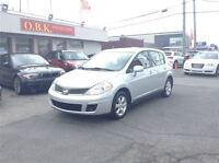 2009 Nissan Versa 1.8SL - AIR CLIMATISE-GROUPE ELECTRIQUE-MAGS