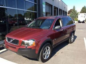 2005 Volvo XC90 T6  AWD / CUIR / TOIT *** FINANCEMENT 100% APPRO