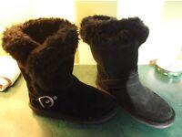 Boots NEXT Size 3 Black Ladies
