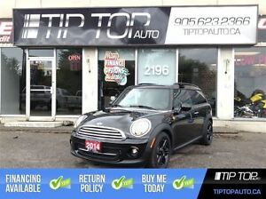 2014 MINI Cooper Clubvan Cooper Clubvan ** Like New, Leather, Bl