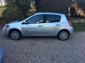 Renault Clio tom-tom only 51,000 miles