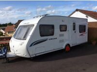 Sterling Cruach Culmor 6 berth touring caravan