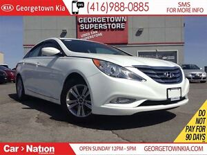 2012 Hyundai Sonata GLS | SUNROOF | HEATED SEATS | ALLOYS |
