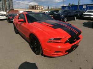 2014 Ford Mustang / GT /  STAGE 2 ROUSH SUPER CHARGER /  6 SPEED