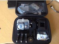 GO Pro type action camera