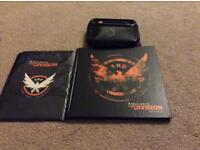 Tom Clancy's The Division Artbook, Armband and poster brand new