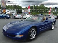 2002 Chevrolet Corvette NEW SAFETY,AUTOMATIC,ONLY 55,000 KMS,IN