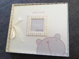 New Baby scrap booking kit/photo album