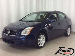 2009 Nissan Sentra 2.0 S, SEULEMENT 20381 KMS!!!