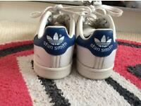 Blue kids Stan smith