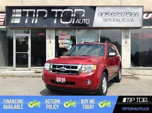2010 Ford Escape XLT **Fuel Efficient, Well Equipped **