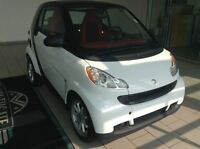 2009 smart fortwo Passion cpe