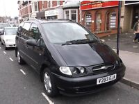 ford galaxy 2.3 petrol 7 seater mpv ghia 5 speed mot dec priced to sell only £795 ono