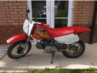 ++ HONDA CRF70 TWIST AND GO KIDS MOTORBIKE EXCELLENT BIKE +++ ONLY £750 +++
