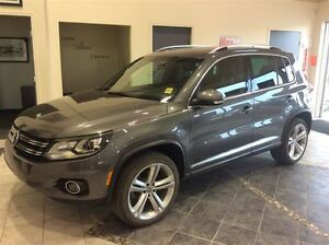 2014 Volkswagen Tiguan Highline R-Line, 2 Sets of Wheels, Naviga