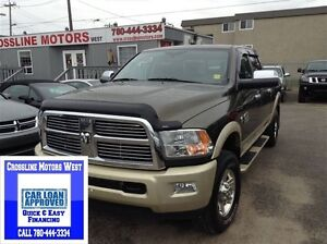 2012 Ram 2500 Laramie Longhorn | Heated Leather | XM Radio |