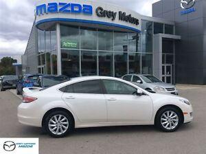 2013 Mazda MAZDA6 GT, heated leather, sunroof, very clean, one o