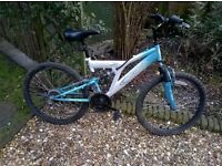 Rockface Vertigo Mountain Bike