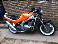 Suzuki gs500 ev