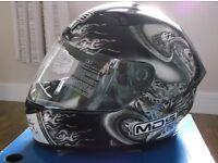 AGV / MDS New Sprinter Size Med Motorcycle Helmet / Brand New in Box / Never Worn / Full Warranty.