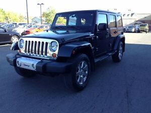 2011 Jeep WRANGLER UNLIMITED EN ATTENTE D'APPROBATION