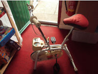 EXERCISE BIKE (FUNDS TO CANCER SUPPORT)