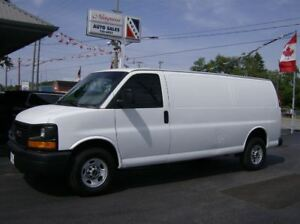 2012 GMC Savana 2500 EXTENDED CARGO !! READY FOR BUSINESS !!