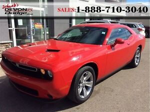 2015 Dodge Challenger SXT: Uconnect/Bluetooth, power seats