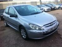 Peugeot 307 hdi drives superb diesel 250
