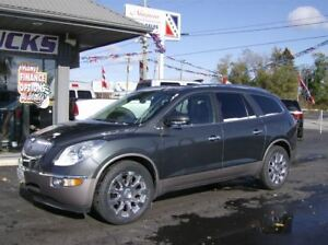 2011 Buick Enclave CXL ALL WHEEL DRIVE !! TOP OF THE LINE !!