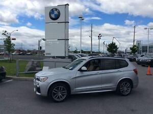 2015 BMW X3 xDrive35i // M SPORT // NAVI+ DRIVING ASSIST