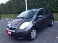 2011 Toyota Yaris LE  5 Door